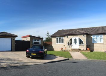 Thumbnail 4 bedroom detached house for sale in Millom Court, Peterlee