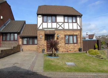 Thumbnail 3 bed detached house for sale in Gelli Aur, Treboeth, Swansea