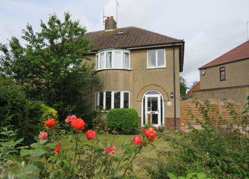 Thumbnail 3 bed semi-detached house for sale in Central Ave, Kingsthorpe