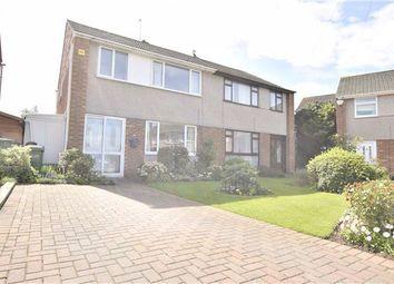 Thumbnail 3 bed semi-detached house for sale in Bibury Crescent, Hanham