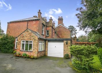 Thumbnail 2 bed end terrace house for sale in Chelford Road, Ollerton, Knutsford, Cheshire