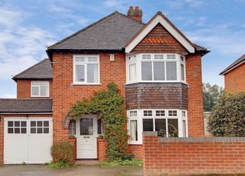 Thumbnail 4 bed detached house for sale in Rectory Close, Newbury, West Berkshire