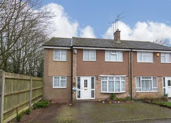 Thumbnail 5 bed semi-detached house for sale in Apollo Close, Dunstable, Bedfordshire