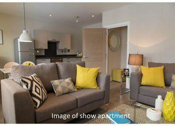Thumbnail 1 bed flat for sale in Geneva House, 3 Park Road, Peterborough