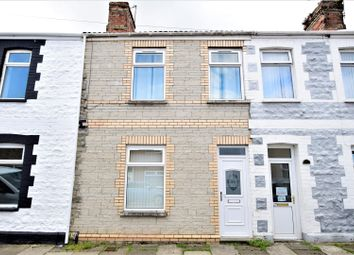 Thumbnail 3 bed terraced house to rent in Daniel Street, Barry