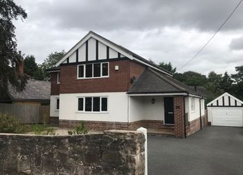 Thumbnail 4 bed detached house for sale in Park Drive, Wistaston, Crewe