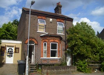 Thumbnail 4 bed link-detached house to rent in Windmill Road, Luton, Beds