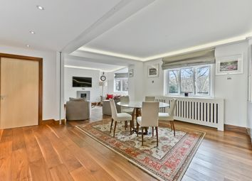 Thumbnail 3 bed flat to rent in Onslow Crescent, London