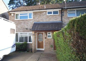 Thumbnail 3 bed end terrace house for sale in Apollo Drive, Bordon
