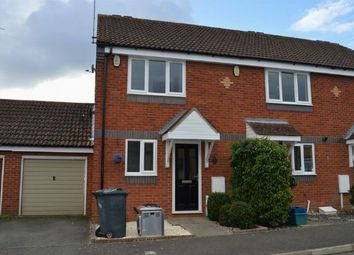 Thumbnail 2 bedroom end terrace house to rent in Millside Close, Kingsthorpe, Northampton