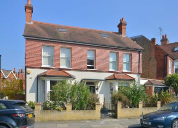 Thumbnail 4 bed end terrace house to rent in Burnaby Gardens, London