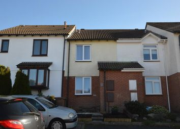 Thumbnail 2 bed terraced house to rent in Holebay Close, Staddiscombe, Plymouth, Devon