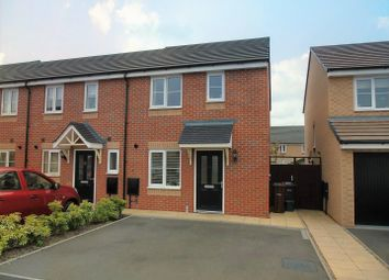 Thumbnail 3 bed town house for sale in Tomkys Gardens, Wolverhampton