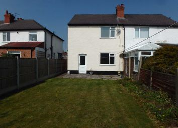 3 bed semi-detached house for sale in Withers Avenue, Warrington WA2
