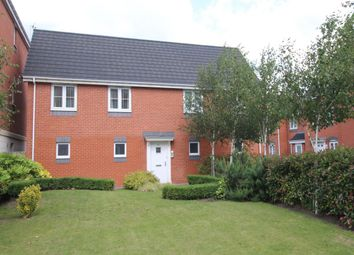 Thumbnail 2 bedroom flat for sale in Atlantic Way, Derby