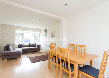 Thumbnail 2 bed maisonette to rent in Whiteways, Hillview Gardens, London
