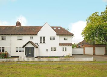 Thumbnail 4 bed semi-detached house to rent in Crooked Usage, London
