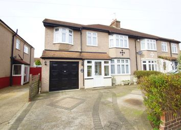 Thumbnail 5 bed semi-detached house for sale in Heversham Road, Bexleyheath, Kent