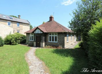 Thumbnail 4 bed bungalow for sale in The Avenue, Combe Down, Bath