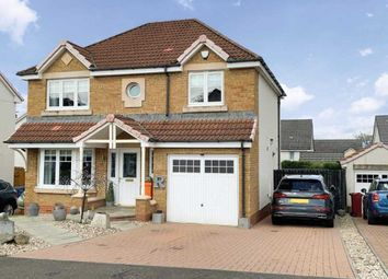 Thumbnail 4 bed detached house for sale in Balta Crescent, Cambuslang, Glasgow