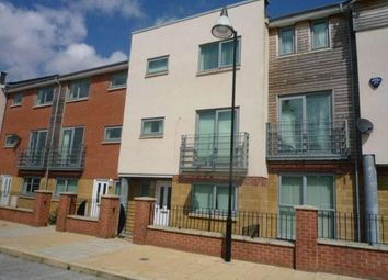 Thumbnail 4 bedroom town house to rent in Falconwood Way, Ashton Old Road, Beswick, Manchester
