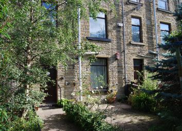 Thumbnail 2 bed terraced house to rent in New Mill Road, Brockholes, Holmfirth