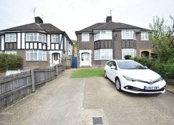 Thumbnail 3 bedroom semi-detached house for sale in Crescent Road, Luton
