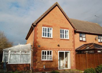 Thumbnail 3 bed end terrace house for sale in Hever Road, Lower Bullingham, Hereford