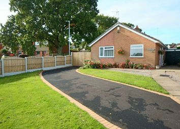 Thumbnail 2 bed detached bungalow for sale in Heath Gardens, Stone