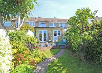 Thumbnail 3 bed terraced house for sale in Seven Sisters Road, Willingdon, Eastbourne