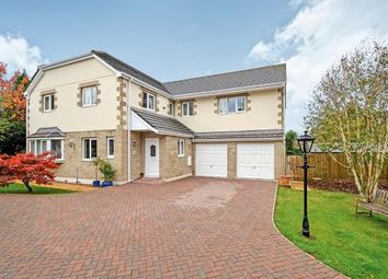Thumbnail 5 bed detached house for sale in St. Columb, Cornwall, England