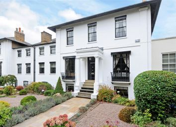 Thumbnail 7 bedroom mews house for sale in Clarence Crescent, Windsor, Berkshire