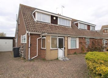Thumbnail 3 bed semi-detached house for sale in Levett Road, Polegate