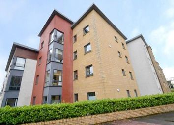 Thumbnail 2 bed flat for sale in Lowland Court, Glasgow, Lanarkshire