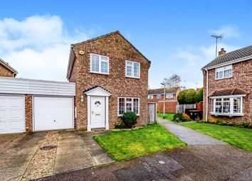 Thumbnail 3 bed link-detached house for sale in Leven Close, Leighton Buzzard
