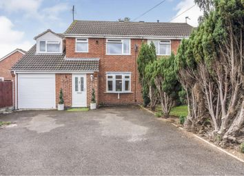 Thumbnail 5 bed semi-detached house for sale in Daybell Close, Whetstone