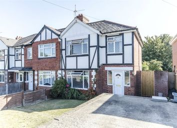 Thumbnail 3 bed detached house for sale in Middle Road, Sholing, Southampton, Hampshire