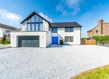Thumbnail 4 bed detached house for sale in Coastal Road, East Preston, West Sussex
