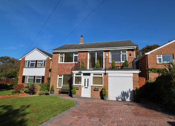 Thumbnail 4 bedroom detached house for sale in Brookfield Gardens, Sarisbury Green, Southampton