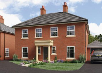 """Thumbnail 5 bed detached house for sale in """"Englefield"""" at Winterbrook, Wallingford"""