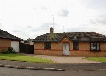 Thumbnail 2 bed detached bungalow for sale in South Court, Moulton, Northampton