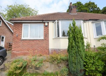 Thumbnail 2 bed semi-detached house for sale in 9 Newlay Wood Crescent, Leeds