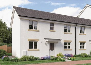 "Thumbnail 3 bed semi-detached house for sale in ""Darwin Linked Semi"" at Ravenscroft Street, Edinburgh"