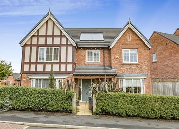 Thumbnail 5 bed detached house for sale in Duxbury Manor Way, Chorley