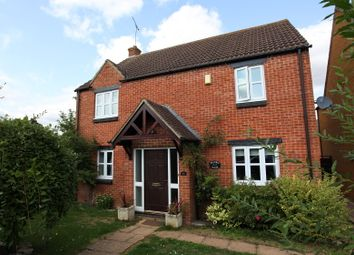 Thumbnail 4 bed detached house to rent in Warkworth Close, Banbury