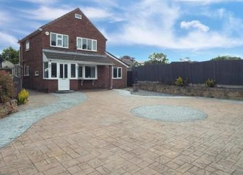Thumbnail 4 bed detached house for sale in Oakleigh Grove, Bebington, Wirral, Merseyside