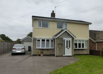 Thumbnail 3 bed detached house for sale in Drakes Heath, Lowestoft