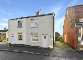 Thumbnail 2 bed semi-detached house for sale in High Street, Stonebroom, Alfreton, Derbyshire