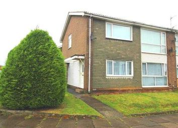 Thumbnail 2 bed flat for sale in Woodhill Road, Collingwood Grange, Cramlington