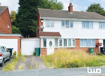 Thumbnail 3 bedroom semi-detached house for sale in 42 Bratch Close, Dudley